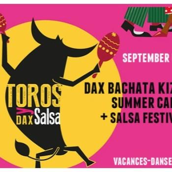 Dax Bachata Kizomba Summer Camp & Salsa Festival