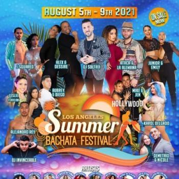 Los Angeles Summer Bachata Festival: LASBF
