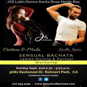 Bachata Sensual Workshop