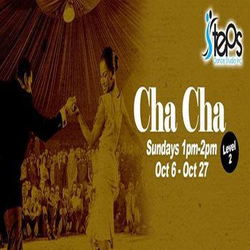 Cha Cha Level 2 Workshop