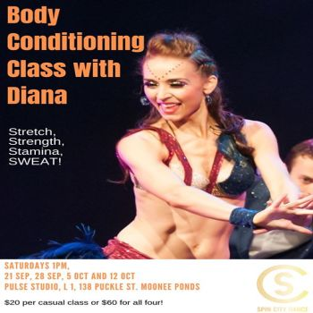 Body Conditioning With Diana
