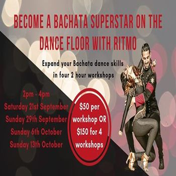 Bachata Dance Skills Workshop