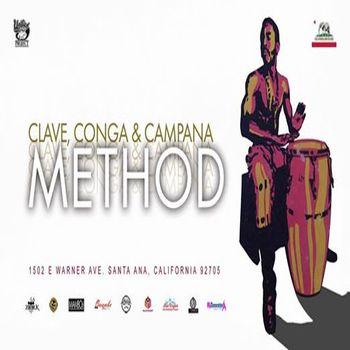 Clave,Conga & Campana Method