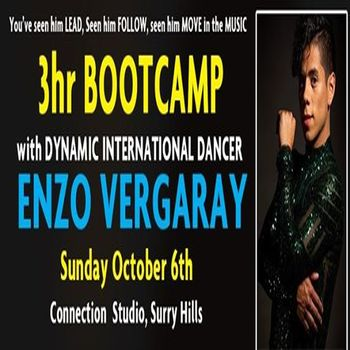 ENZO Vergaray 3hr Bootcamp