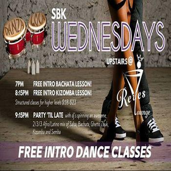 SBK Workshop Wednesdays at Reyes Lounge (CBD)