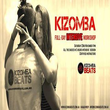 Kizomba Full-day Intensive Workshops