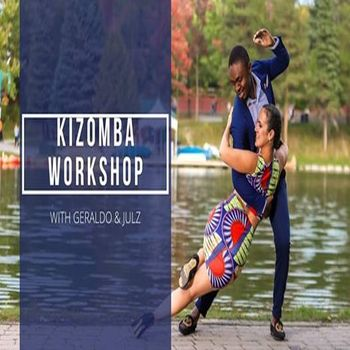 Semba/Kizomba workshops with Angola Terra & Julz from ADS