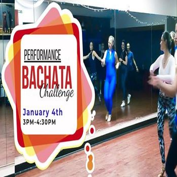 Sexy Ladies Bachata Styling Performance Challenge Workshop