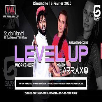 Level up Tarraxo G&L
