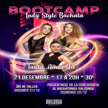 Bootcamp Lady Style Bachata