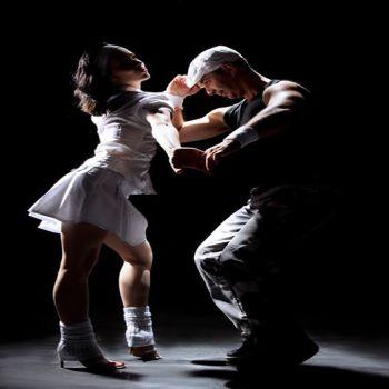 Social Dancing Workshop with Simon + Yolanda