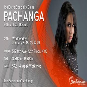 JoelSalsa Specialty Class Workshop Series