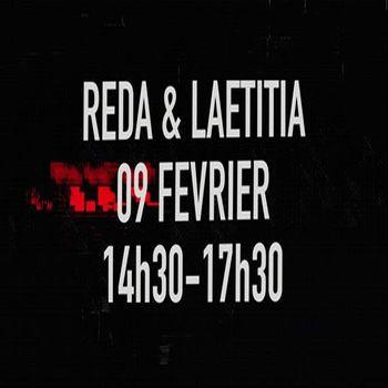 Bachata Bootcamp by Reda Dance & Laetitia Simon – 9 Fev 2020