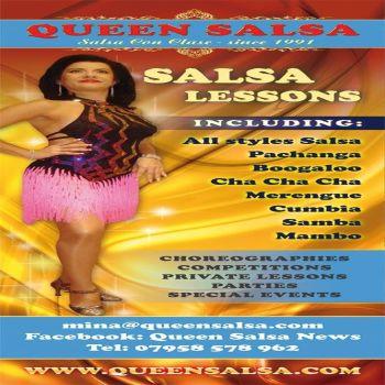Salsa Workshop focusing on Cali Salsa and Boogaloo, Rusilip,