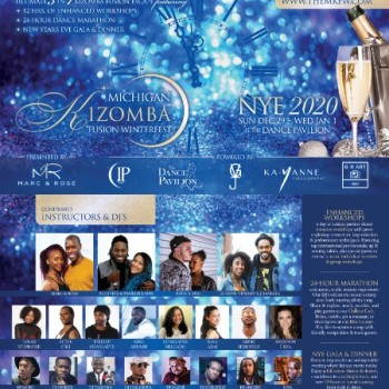 The Michigan Kizomba Fusion Winterfest