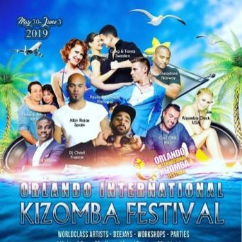 Orlando International Kizomba Festival 4th Edition
