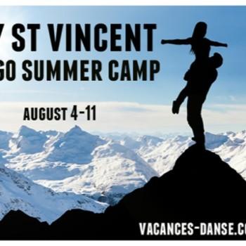 Puy Saint Vincent Tango Summer Camp