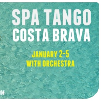 SPA TANGO COSTA BRAVA With Orchestra