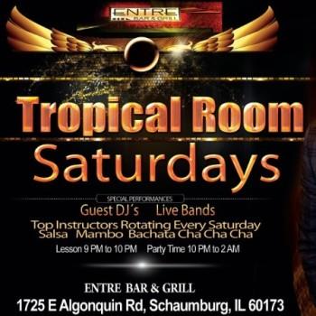 Tropical Room Saturdays