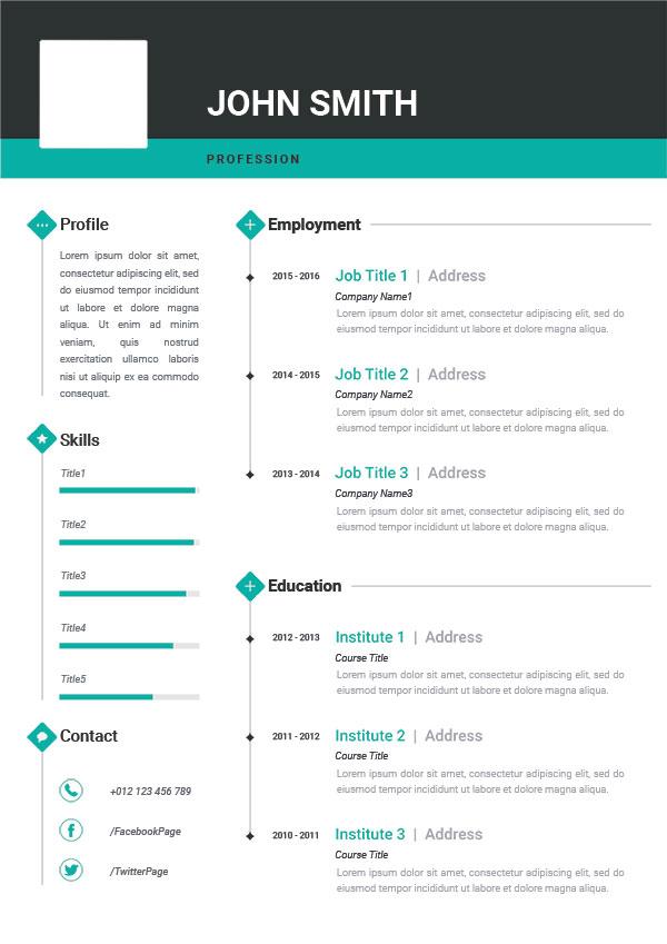 Resume Format Targeted