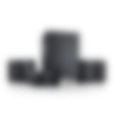 Heimkino Micro-Lautsprecher Aluminium Cubycon von Teufel