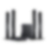 Heimkino Säulenlautsprecher LT 4 Mk2 T 8 von Teufel L Schwarz