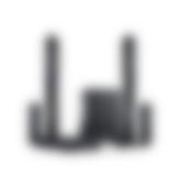 Heimkino Säulenlautsprecher LT 4 Mk2 T 8 von Teufel M Schwarz