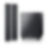 Varion Microlautsprecher 2.1 Schwarz von Teufel