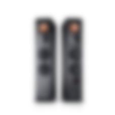 Stereo-Lautsprecher Ultima 40 Aktiv Mk2 Schwarz von Teufel
