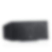 Heimkino Microlautsprecher Consono 25 Mk3 CS 35 C Center-Lautsprecher Schwarz Frontansicht