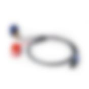 ROCKSTER - Autobatterie-Anschlusskabel Kabel Set