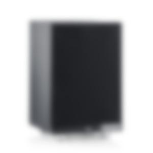 Subwoofer US 4110/1 SW - black front angled cover
