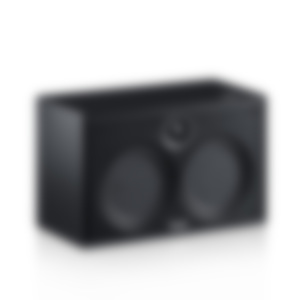 System 6 THX Select S 600 FCR Lautsprecher Frontansicht ohne Abdeckung