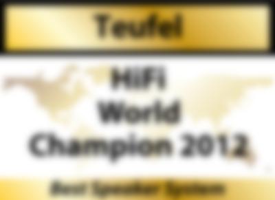 HiFi World Champion System 10