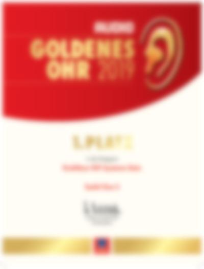 Award - Goldenes Ohr 2019 - Audio - Teufel One S
