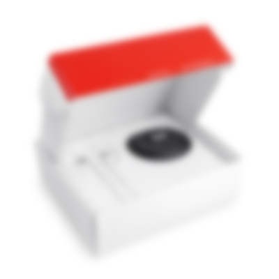 Aureol Groove Weiß Karton