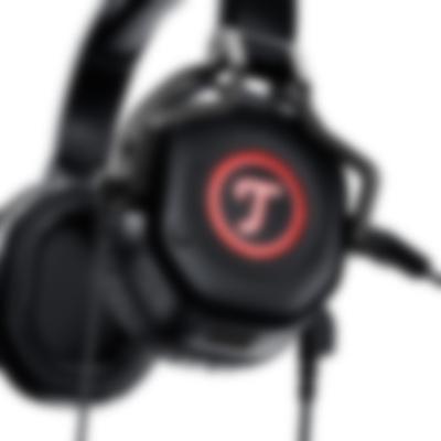 Teufel Gaming Kopfhörer CAGE Mikrofon Links und rechts