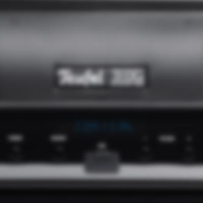 Cinebar 51 THX - CB 51 SB Detail