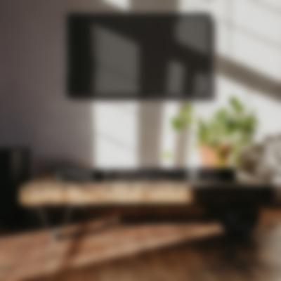 Soundbar Cinebar Duett Schwarz null TV