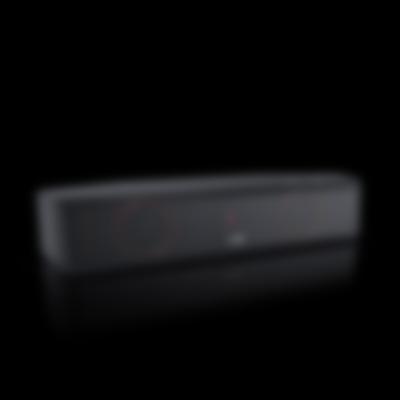 Soundbar Cinebar One Schwarz Frontansicht