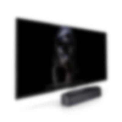 Soundbar Cinebar One Schwarz TV