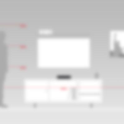 Cinebar One - Größenvergleich