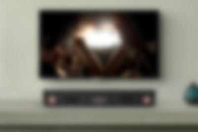 Soundbar Cinebar Stereo-Lautsprecher Ultima null 1