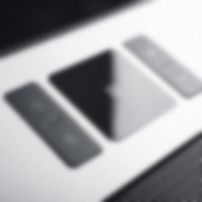 Cinebar Trios - silver - Detail 2