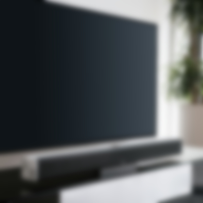 Cinebar Trios TV Sound
