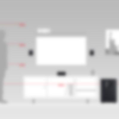 Microlautsprecher Concept E 450 Komplettanlage Digital Mk3