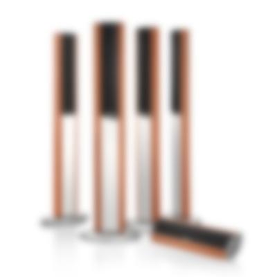 Concept R Speaker Bundle Kirsch