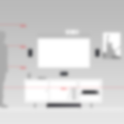 Heimkino Micro-Lautsprecher Aluminium Cubycon AV-Receiver Impaq Streaming