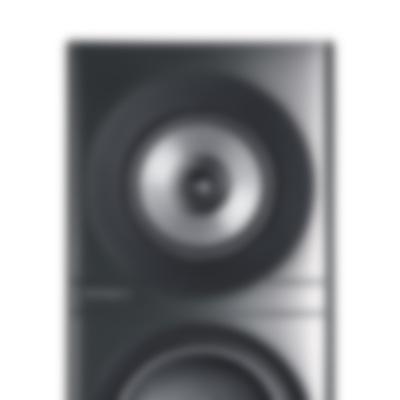 Definion 3 - DEF 3 F black - Detail Hochtöner Straight