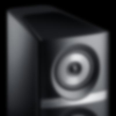 Hi-End-Lautsprecher Definion 5 Schwarz